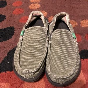 Sanuks sanuk shoes size 5